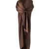 chocolate brown silk durag