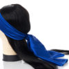 Blue Head Wrap