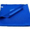 Royal Blue Pure Silk Head Wrap